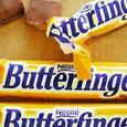 ネッスルのバターフィンガー
