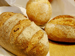 パンドコナのパン